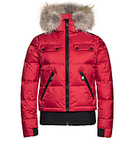 Goldbergh Ljot - Skijacke - Damen, Red