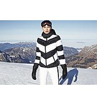 Goldbergh Mitsuko - Skijacke - Damen, White/Black