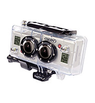 GoPro 3D Hero Case + Cable, Transparent