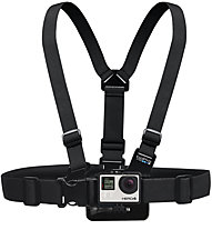 GoPro Chesty - Accessorio action cam, Black