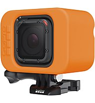 GoPro Floaty per Session - supporto da bocca, Black/Orange
