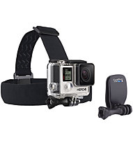GoPro Head Strap+QuickClip, Black