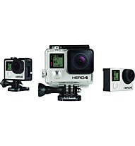 GoPro Hero4 Black, Grey/Black