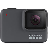 GoPro Hero7 Silver with SD Card - actioncamera, Grey