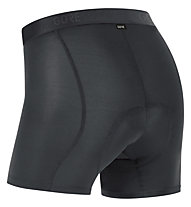GORE WEAR Base Layer Shorts+ - Radunterhose Boxer - Herren, Black
