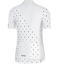 GORE WEAR C3 D Jersey - Radtrikot - Damen, White/Black