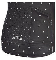 GORE WEAR C3 D Jersey - Radtrikot - Damen, Black/White