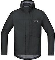 GORE WEAR C3 GTX Paclite - giacca hardshell bici - uomo, Black