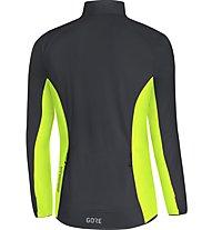 GORE WEAR C3 GWS Classic Thermo - giacca bici - uomo, Black/Yellow