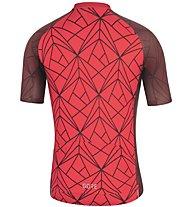 GORE WEAR C3 - maglia bici - uomo, Red