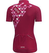 GORE WEAR Women Digi Heart Jersey - Fahrradtrikot - Damen, Pink