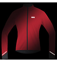GORE WEAR C5 GWS Thermo - giacca hardshell bici - uomo, Red
