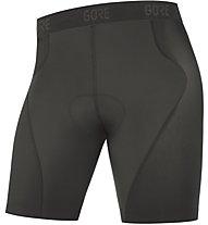 GORE WEAR C5 Liner Short Tights+ - Radhose kurz MTB - Herren, Black