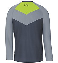 GORE WEAR C5 Trail Long Sleeves - Trikot MTB langarm - Herren, Blue/Light Blue