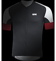 GORE WEAR C7 CC Jersey - Radtrikot - Herren, Black/Red