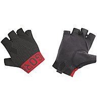 GORE WEAR C7 Pro Short Finger Gloves - Radhandschuhe - Herren, Black/Red