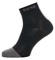 GORE WEAR GORE M light mid socks - Socken - Herren, Black/Grey