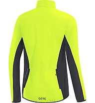 GORE WEAR GORE WINDSTOPPER Classic - Fahrradjacke - Herren, Yellow/Black
