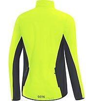 GORE WEAR GORE WINDSTOPPER Classic - giacca bici - uomo, Yellow/Black
