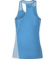 GORE WEAR Light - top running - donna, Blue/Light Blue