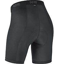 GORE WEAR Liner - pantaloni bici corti - donna, Black