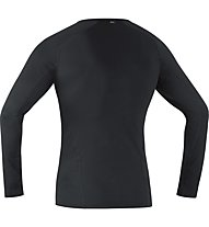 GORE WEAR M BL Thermo - maglietta tecnica ciclismo - uomo, Black