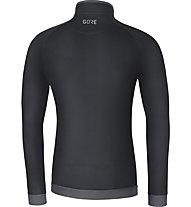 GORE WEAR M Thermo - Langarmshirt - Herren, Black/Grey