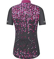 GORE WEAR Petals - maglia da bici - donna, Brown/Pink
