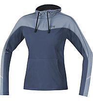GORE WEAR R3 Hoodie W - Kapuzenpullover Running - Damen, Blue