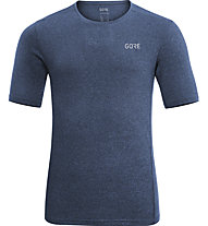 GORE WEAR R3 Melange - Laufshirt - Herren, Blue
