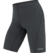 GORE WEAR R3 Short Tights - pantaloni corti running - uomo, Black