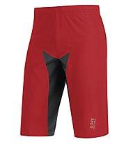 GORE BIKE WEAR Alp-X Pro WS SO Shorts MTB-Radhose, Red/Black