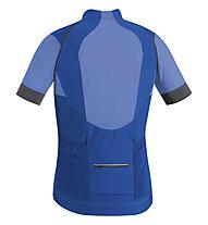GORE BIKE WEAR Alp-X Pro WS SO Zip-Off - giacca bici - uomo, Blue/White