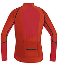 GORE BIKE WEAR Alp-X Pro WS SO Zip-Off Jersey, Orange/Black
