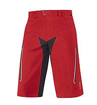 GORE BIKE WEAR ALP-X Shorts - Pantaloncini Ciclismo, Red