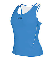 GORE BIKE WEAR Contest Shirt S/L W's Top Ciclismo Donna, Blue