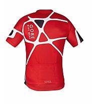 GORE BIKE WEAR Element Adrenaline 3.0 Jersey Radtrikot, Red