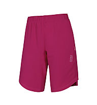 GORE BIKE WEAR ELEMENT LADY 2in1 Shorts+ - Pantaloncini Ciclismo, Pink