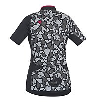 GORE BIKE WEAR Element Lady Love Camo Jersey - Maglia Ciclismo, Black/Grey