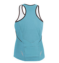 GORE BIKE WEAR E Lady Singlet - top bici - donna, Blue