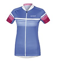 GORE BIKE WEAR Element Lady Speddy Jersey Damen-Radtrikot, Blizzard Blue/Pink