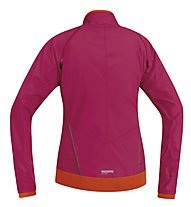 GORE BIKE WEAR Element Lady WS AS Zip-Off Jacket - Giacca a Vento, Pink/Orange
