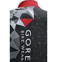 GORE BIKE WEAR E Mountain Jersey - Radtrikot - Herren, Black/Red