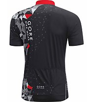 GORE BIKE WEAR E mountain - maglia bici - uomo, Black/Red