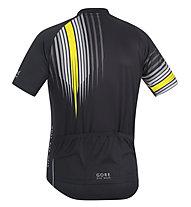 GORE BIKE WEAR Element Razor Jersey - Radtrikot, Black/Cadmium Yellow