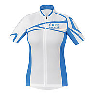 GORE BIKE WEAR Element W-Line Lady Jersey, White/Blue