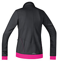GORE BIKE WEAR Element WS SO Damen-Radjacke, Black/Pink
