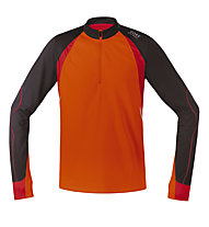 GORE BIKE WEAR Fusion Jersey long - Maglia Ciclismo, Orange