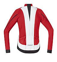 GORE BIKE WEAR Oxygen Jersey Long - Maglia Ciclismo, Red/Black