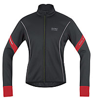 GORE BIKE WEAR Power 2.0 WS SO Radjacke, Black/Red